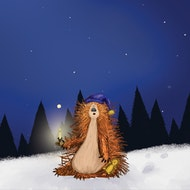 Humbug! The Hedgehog Who Couldn't Sleep