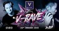 Grande Saturday Launch VRave at the VClub