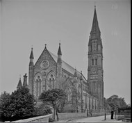 St Patrick's Church, Dungannon, a talk by Bertie Foley