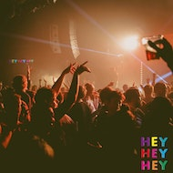 Hey Hey Hey  - The Free JagerBomb Guest List - 27/04/19