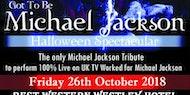 Got to be Michael Jackson - Halloween