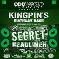 Oddworld Presents - Kingpin's Birthday Bash
