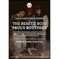 CAS Manchester Presents The Beastie Boys - Paul Boutique