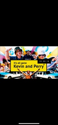 Kevin and Perry @ Mansion