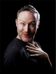 Limmy: Surprisingly Down to Earth, and Very Funny