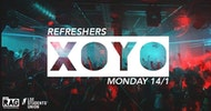 LSESU RAG takeover XOYO - Refreshers Special!