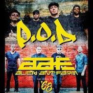 P.o.d & Alien Ant Farm