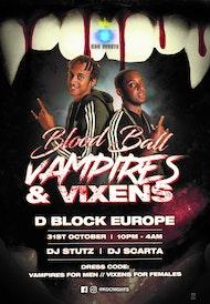 BLOOD BALL - VAMPIRES & VIXENS (D-Block Europe)