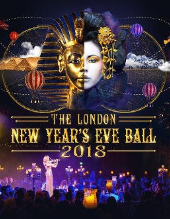 The 2018 London New Year's Eve Ball