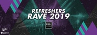 The ReFreshers Rave 2019 at Egg London