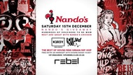 Nando's Takeover • Rebel Saturdays • 4 Saturday's Of Christmas