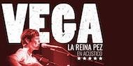 Entradas para Vega en Acústico, La Reina Pez, Sevilla