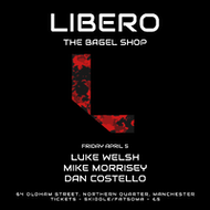 Libero 001 - Luke Welsh, Mike Morrisey, Dan Costello