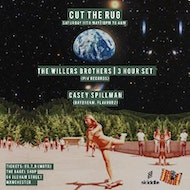 Cut The Rug Presents The Willers Brothers & Casey Spillman