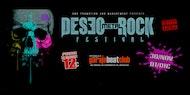 II Deseo Metal Rock Festival (SKUNK DF, BÁSICO, SKULLMANIA, PSIDERALICA y SCARECROW AVENUE)