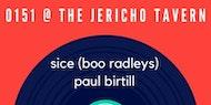 Sice (Boo Radleys) + Jules Reid + Paul Birtill + Matt McManamon (Dead 60s)