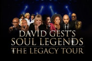 Soul Train Tour UK - David Gest's Soul Legends