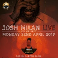 Josh Milan Live + Support Angela Johnson