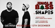 Red Bull Presents - Jingle Bass ft SHAPES - Wednesday 12th December