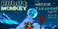 Robot Monkey Presents - The Nordic Vagabond Party
