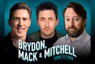 Brydon, Mack And Mitchell