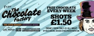 The Chocolate Factory // Every Thursday At Cafe Parfait