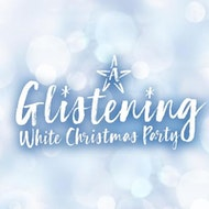 Glistening White Christmas Party