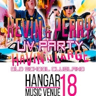 Havin' It Large - Kevin & Perry Themed UV Party