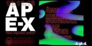 Ape-X: 'the highest point' LIVE - Âme & Henrik Schwarz