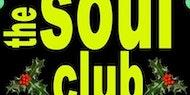 The Christmas Soul Club - Classic Soul, Funk, R&B and Reggae