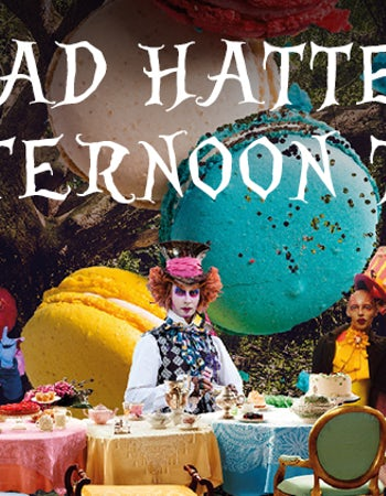 Madhatters Afternoon Tea Party