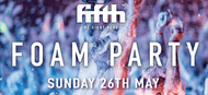Bank Holiday Foam Party