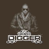 Gold Digger // Hip Hop & RnB