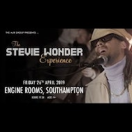 The Stevie Wonder Experience + Special Guests