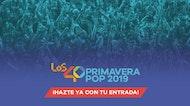 Entradas Festival Primavera Pop Madrid