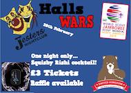 Rishi's Jesters Fundraiser - Halls Wars