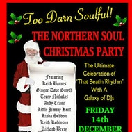 Too Darn Soulful's Christmas Party