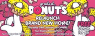 Go Nuts at Donuts, Brand New Home | Chapel