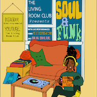 The Living Room Club - SOUL AND FUNK NIGHT
