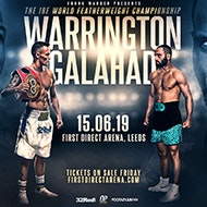 Championship Boxing - Josh Warrington vs Kid Galahad