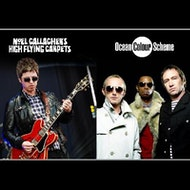 Oasis/NGHFB vs OCS - Glasgow, The Garage (Tribute Show)