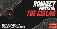 ​Konnect presents - The Cellar
