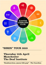 Keston Cobblers Club live in Manchester