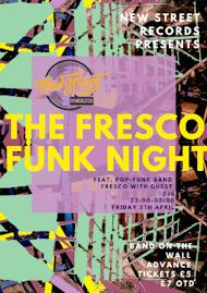 The Fresco Funk Night