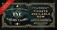 NYE 2019 // Gatsby Casino Night