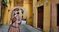 Ruta teatralizada por la Valencia gótica y sus secretos