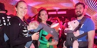 BIG FISH LITTLE FISH VAUXHALL 'Father's Weekend Fiesta' Spectacular Family Rave - 3 rooms of live DJs! - 15 June