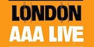 London AAA Live - 93 Feet East
