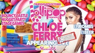 Lollipop Thursdays Chloe Ferry Chicken Nugget Party! 25.10.2018