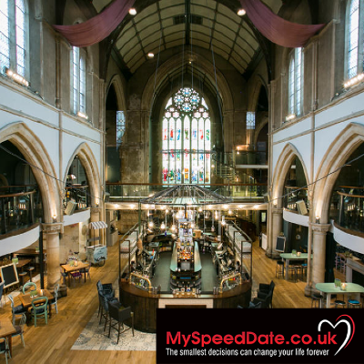 Speed dating birmingham pitcher and piano harrogate